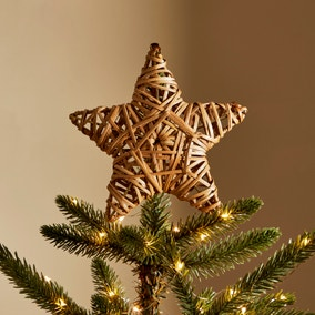 Cane Tree Topper