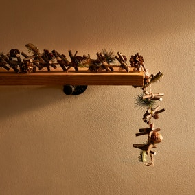6ft Twig and Berries Garland