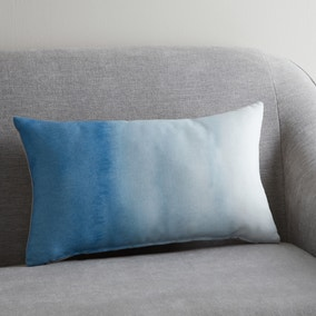 Blue Ombre Cushion