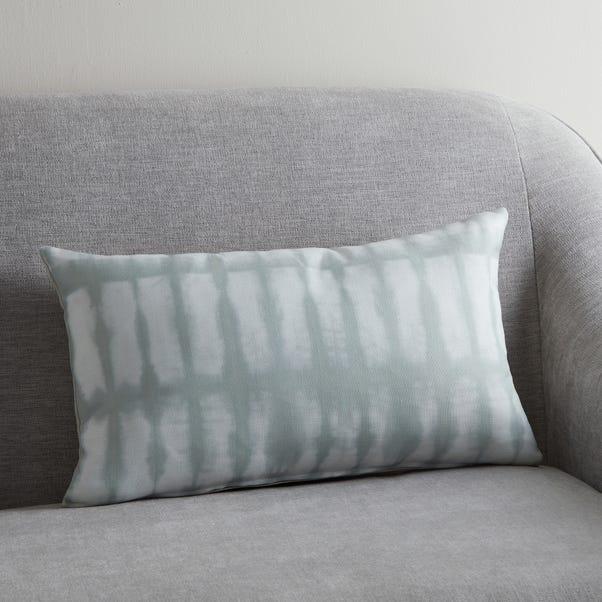 Shabori Linear Tie Dye Cushion  MultiColoured undefined