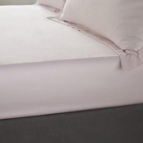 Catherine Lansfield Silky Soft Satin Fitted Sheet