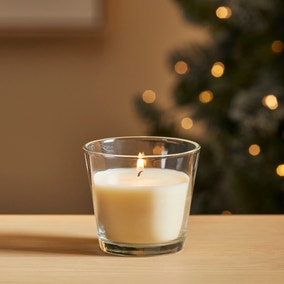 Christmas Spruce Pallet Candle