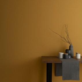 Dunelm Old Gold Eggshell Emulsion Paint