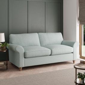 Rosa Fabric 3 Seater Sofa