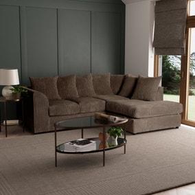 Blake Jumbo Cord Right Hand Corner Sofa