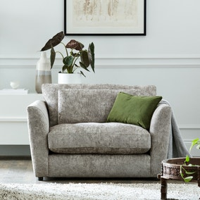 Esther Chenille Snuggle Chair