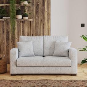Carson Chunky Chenille 2 Seater Sofa