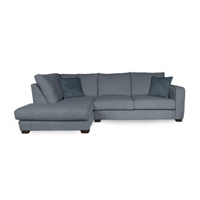 Carson Corduroy Left Hand Corner Sofa