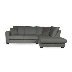 Carson Corduroy Right Hand Corner Sofa