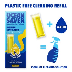 OceanSaver Refill Drop Kitchen Degreaser