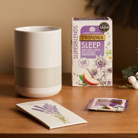 Twinings Superblends Grow Your Own Lavender Gift Set