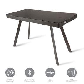 Koble Silas Charcoal Smart Desk