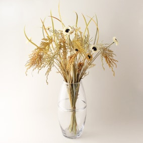 Florals Forever Willow Dried-Look Bouquet