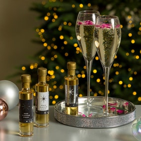 Prosecco & Gin Syrups & Infusion Pack