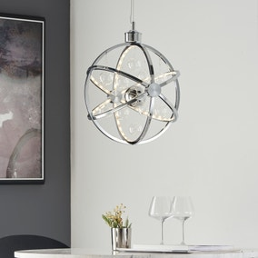 Vogue Pandale Integrated LED Pendant Fitting