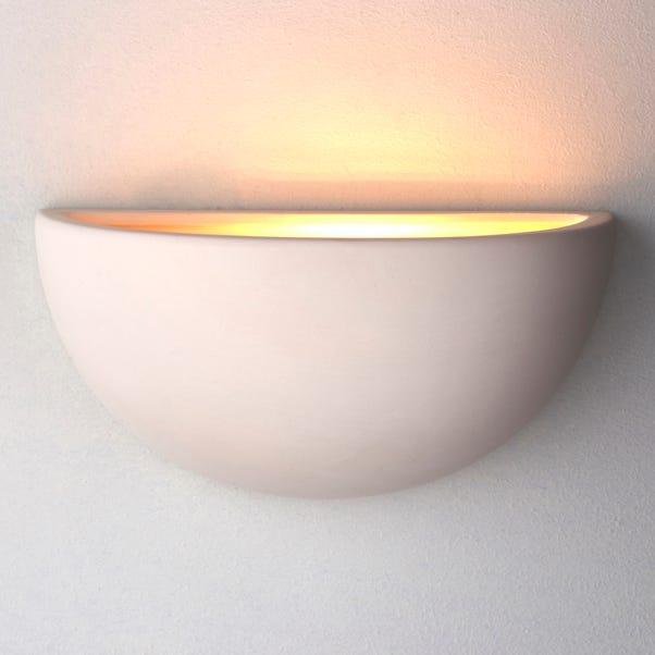 Vogue Erwin Wall Light White