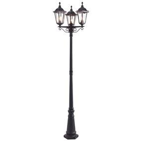 Vogue Trenton Outdoor 3 Light Lamppost