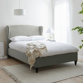 Oswald Grey Bed