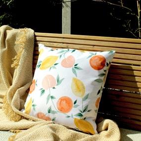 Les Fruits Mulitcoloured Outdoor Cushion