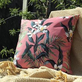 Honolulu Pink Outdoor Cushion