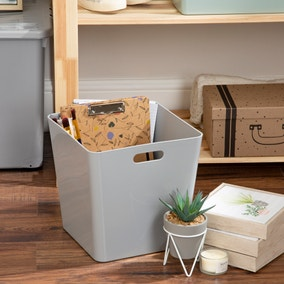 Studio Grey Storage Cube