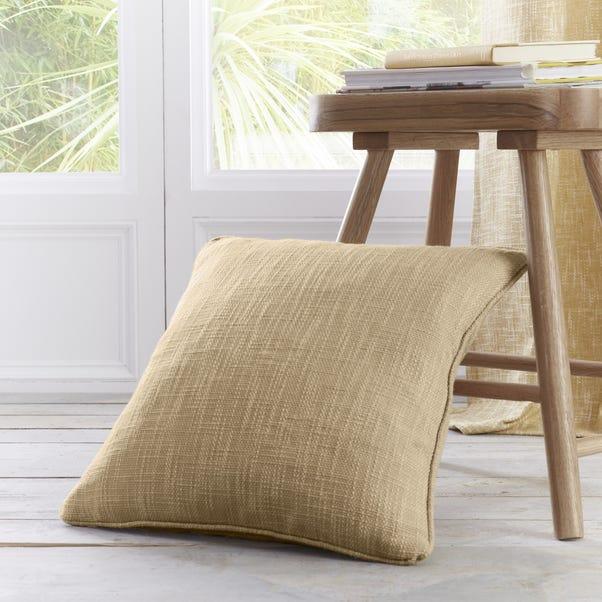 Appletree Loft Boucle Cushion Ochre
