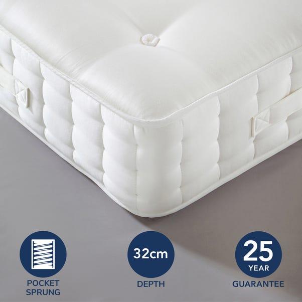 Dorma Centenary 5000 Pocket Sprung Mattress  undefined