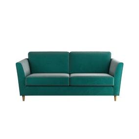 Greenwich Velvet 3 Seater Sofa