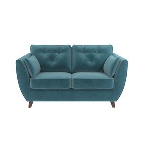 Dalston Velvet 2 Seater Sofa