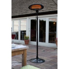Electric Free Standing Patio Heater