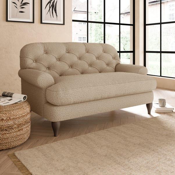 Canterbury Cosy Marl Snuggle Chair Cosy Marl Caramel