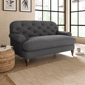 Canterbury Textured Weave Snuggle Chair