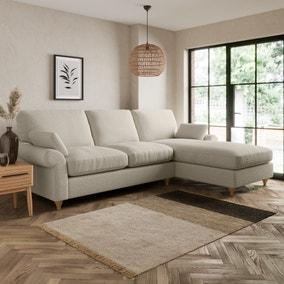 Salisbury Cosy Marl Right Hand Corner Sofa