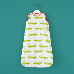 Cosatto Crocodile Smiles 2.5 Tog Sleep Bag