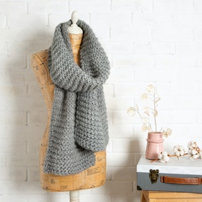 Wool Couture Absolute Beginners Scarf Knitting Kit