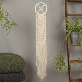 Wool Couture Celtic Wall Hanging Macramé Kit