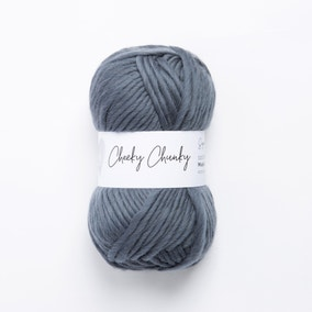 Wool Couture Pack of 3 Cheeky Chunky Yarn 100g Balls