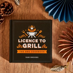 Licence to Grill Book