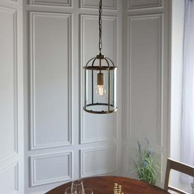 Vogue Lambeth 1 Light Pendant Ceiling Fitting