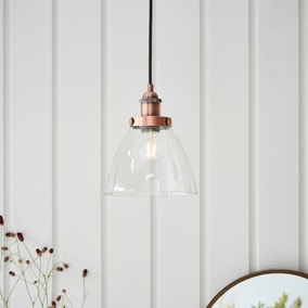 Vogue Tobermory 1 Light Ceiling Fitting