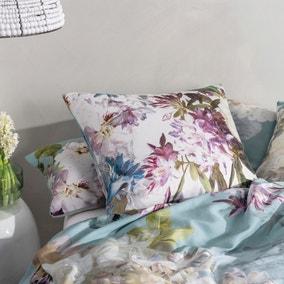 Linen House Lena 100% Cotton Continental Pillowcase