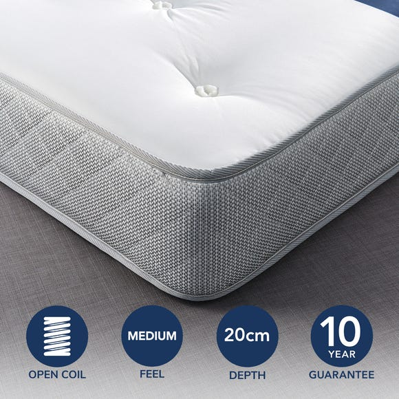 Fogarty Just Right Open Coil Mattress  undefined