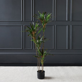 Real Touch Red Dracaena 120cm