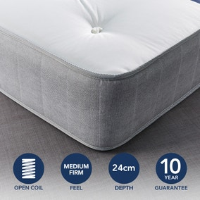 Fogarty Just Right Extra Comfort Orthopaedic Open Coil Mattress