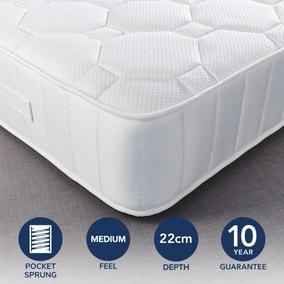 Fogarty Dreamy Comfort Gel Top 1500 Pocket Sprung Mattress
