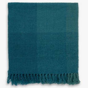 Joules Cotswold Stripe Woven Throw