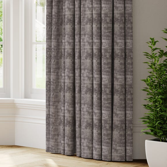 Miami Made to Measure Curtains Miami Cool Grey