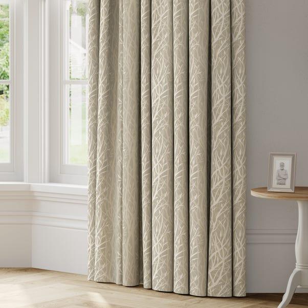 Orvieto Made to Measure Curtains Orvieto Woven Natural