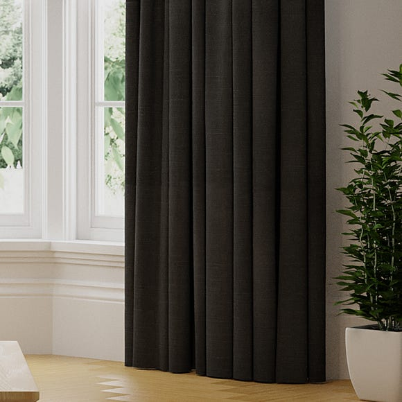 Carnaby Made to Measure Curtains Carnaby Noir
