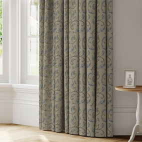 Summer Scroll Made to Measure Curtains